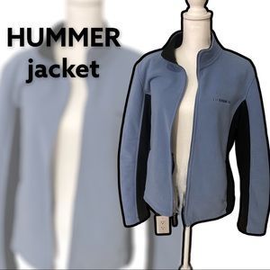 Ladies Hummer Zip Up Jacket by Levelwear